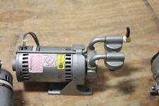 Working Gast 0531 102b 347x Vacuum Pump