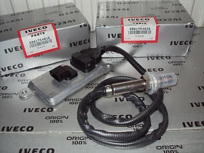 NOx Sensor  Nitrogen Oxide Sensor For IVECO 5801754016 5WK96733B