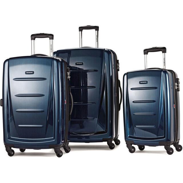 ae52fe2cb363 Samsonite Winfield 2 Fashion Hardside 3 Piece Spinner Luggage Set (20, 24,  28)