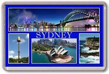 FRIDGE MAGNET - SYDNEY - Large - Australia TOURIST