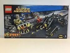 Lego DC 76055 Batman And Killer Croc Sewer Smash New Sealed W/ Minifigures