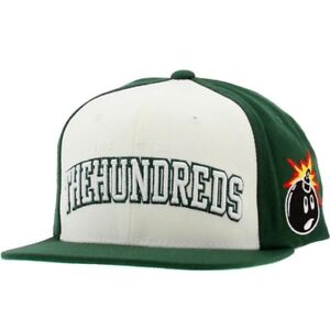 The-Hundreds-Player-Snapback-Cap-green