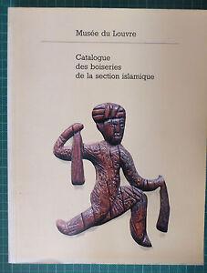 Catalogue-des-boiseries-Section-islamique-Arts-de-l-039-Islam-Musee-du-Louvre-1988