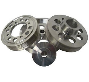 Details about Ralco RZ Performance Underdrive Pulley Kit fof Lexus SC300  GS300 Supra 3 0L