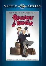Ruggles of Red Gap, Very Good DVD, Charlie Ruggles, Roland Young, Zasu Pitts, Ma