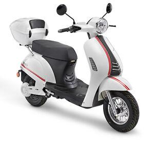 elektroroller luxxon e3000 elektro scooter 3000 watt max 45 km h 60 km ebay. Black Bedroom Furniture Sets. Home Design Ideas