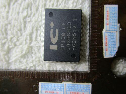 2pcs 1P108 IPI08 IP1O8 IP10B IP108LF IP108-LF IP108 LF QFP128 IC Chip