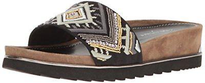 Donald J Pliner Womens Cava3spm6 Flat Sandal Pick Sz