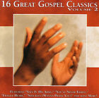 16 Great Southern Gospel Classics, Vol. 2 by Various Artists (CD, New Day Christian Distributors)