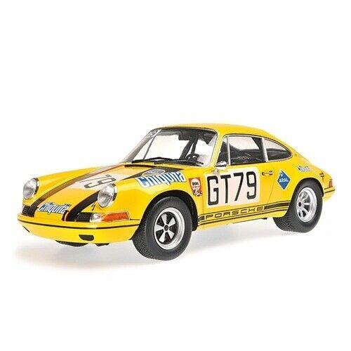 Porsche 911 S Racing Team AAW joyeuse joyeuse joyeuse TOIVONEN Class Winners Adac 1000 Km-cours edfd83