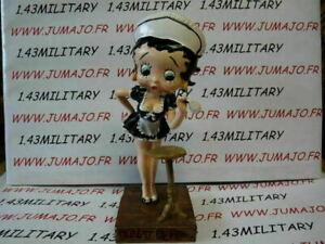 BB20-figurine-Betty-boop-resine-en-blister-MIB-15-cm-environ-femme-de-chambre