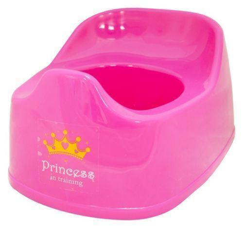 New childrens pot princesse de super-héros training potty made easy