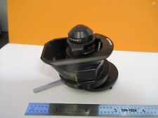 Leitz Germany Laborlux Condenser Microscope Part Optics As Pictured Ampft 6 X9