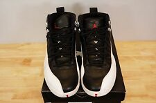 Nike Air Jordan Retro 12 XII Playoffs 130690-001 Size 8.5 100% Authentic VVNDS
