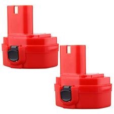 2X 14.4V BATTERY for MAKITA ML140 ML141 ML142 ML143 UB140D 6333D 6281D 14.4 Volt