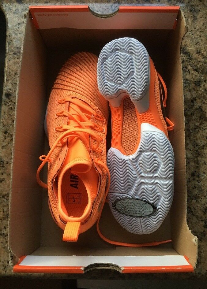 Nike Air Women's Zoom Ultra React Tart/Black Men's 6.5 Women's Air 8 Tennis Shoe aa9d07