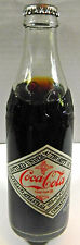 10 Oz COCA COLA COMMEMORATIVE BOTTLE 1902 - 1977 75TH ANNIVERSARY ROANOKE VA