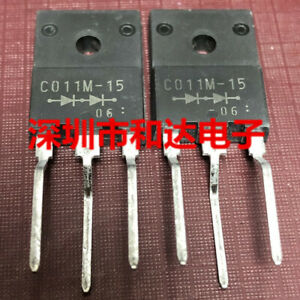 5 x DPG60C300QB HiPerFRED High Performance Fast Recovery Diode TO-3P 300V 60A