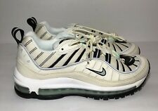 sports shoes 05508 0dcb4 item 3 Womens Nike Air Max 98 Running Sail Igloo Fossil AH6799 105 WMNS Size  9 Mens 7.5 -Womens Nike Air Max 98 Running Sail Igloo Fossil AH6799 105  WMNS ...