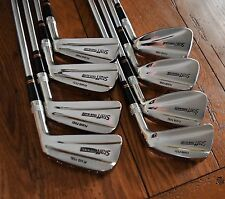 RH Wilson Staff 84-6 Fluid Feel Tour Blade Irons 3-PW Reg Excellent