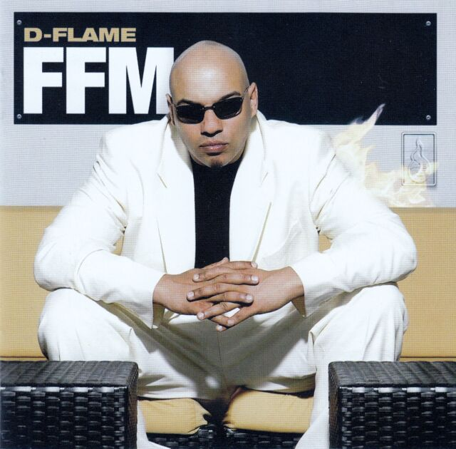 D-FLAME : F.F.M. / CD - TOP-ZUSTAND