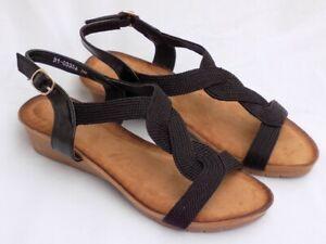 chaussure femme petit talon compensé