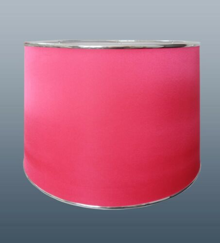 """KENILWORTH 14/"""" SILK LOOK EMPIRE SHADE HOT PINK COLOUR FOR TABLE//FLOOR LAMP USE"""