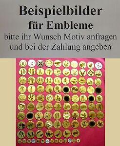 1 Wanderpokal 33cm mit Emblem und Gravur #132 (Pokale Henkel-Pokal Turnier)