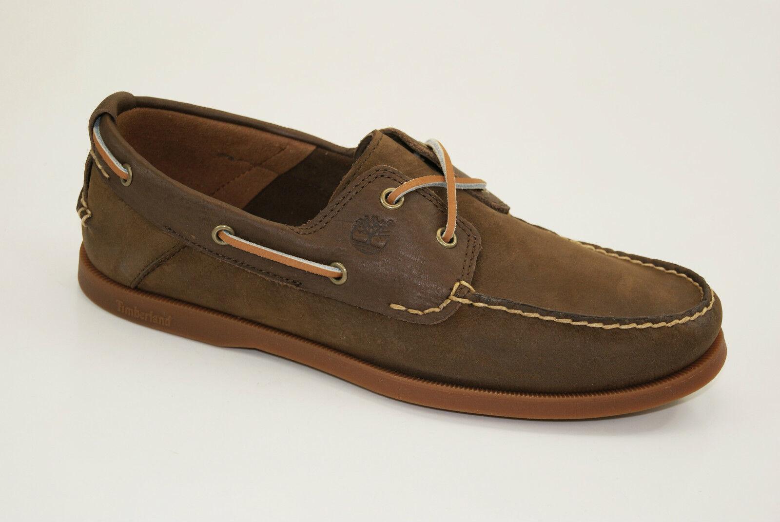 Timberland Heritage 2-eye boat scarpe scarpe scarpe da vela barca scarpe  scarpe scarpe uomo 6306a 79395e 9bc4adb6e96