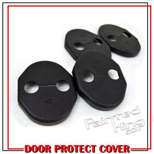 Stock in LA!Protective Door Striker Lock Cover Trim for Mitsubishi Lancer 07-16
