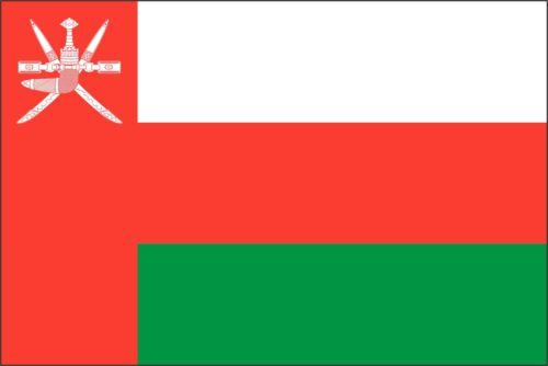 Oman Flag Vinyl Decal Sticker ** 5 Sizes **