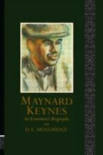 Maynard Keynes : An Economist's Biography by Donald E. Moggridge (1995, Paperbac