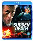 Sudden Death Blu-ray 1995 Region UK Fast
