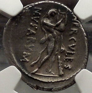 Roman-Republic-Pomponius-Musa-HERCULES-MUSE-Silver-Coin-NGC-Certified-VF-i54517