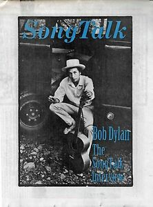 Image result for SongTalk Bob Dylan issue