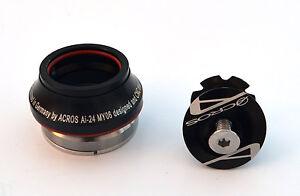 ACROS-AI-24-Steuersatz-Voll-Integriert-1-1-8-AH-schwarz-IS41-IS41