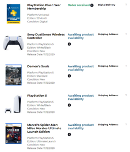 Sony PlayStation 5 PS5 Starter System Bundle Disc Edition ...