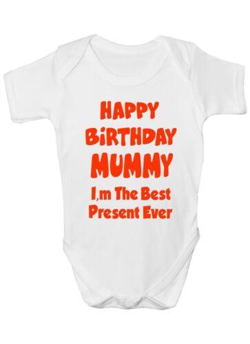 Joyeux Anniversaire Mummy I/'m Meilleur Présent