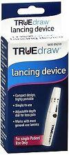 Gentle Draw Lancing Device Prestige 1 Each by TRUEdraw