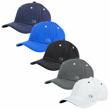 Calvin Klein Golf 2020 Mens CK Airtex Adjustable Mesh Baseball Cap 40% OFF RRP