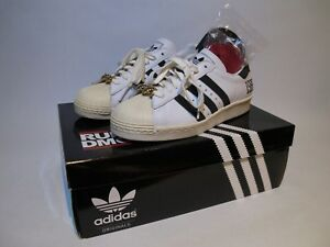 cute arrives offer discounts Details about My Adidas SUPERSTAR 80s RUN DMC 25th Anniversary Originals  JMJ OG SZ 7 Supreme