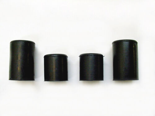 "Fits Malibu 5//8/"" 3//4/"" Water Pump Heater Core Rubber Hose Caps Blockoff Plugs nos"