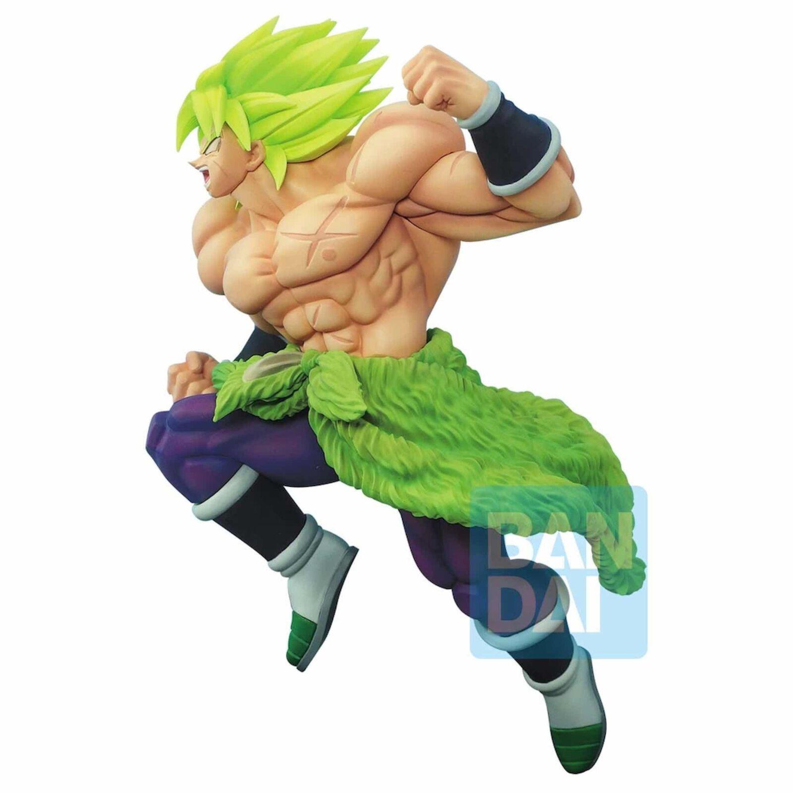 Super Saiyan Broly Fullpower Figure 19 cm Dragon Ball Super Z Battle