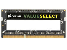 Corsair 8GB DDR3 L 1.35 1600MHz Value  Apple Mac Book pro Imac mini Memory  RAM