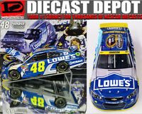 Jimmie Johnson 2016 Nascar Sprint Cup Series Lowe's 7-x 1/24 Action