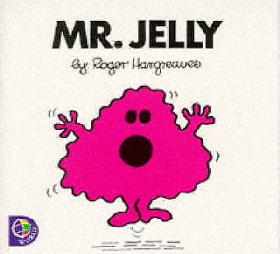 Mr.Jelly (Mr. Men Library), Hargreaves, Roger, Good Book