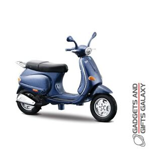 1-18-Vespa-Scooter-Maisto-Collectors-Diecast-Vehicle-Toy-Gift-Novelty-Childs