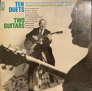 Ten-Duets-For-Two-Guitars-LP-MSO4011-Kress-And-Barnes-With-Booklet-In-Shrink