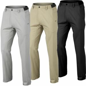 Oakley-O-Hydrolix-Truth-Pants-Mens-Tailored-Fit-Golf-Trousers