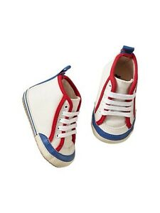 GAP Baby Toddler Boy Size 12 18 Months Red White Blue Hi